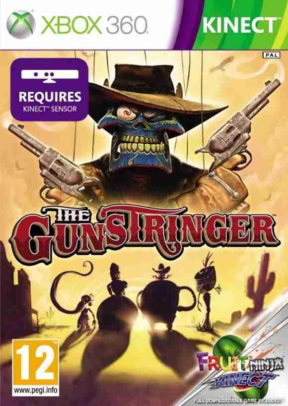 Descargar The Gunstringer [MULTI5][XDG2][COMPLEX] por Torrent